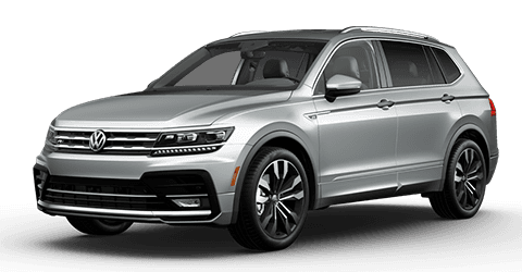 2020 Volkswagen Tiguan SEL Premium R-Line with 4MOTION<sup>®</sup>