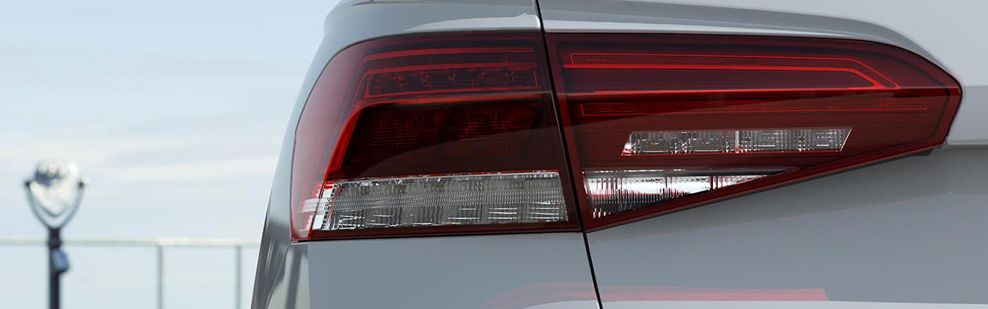 Silver 2020 Volkswagen Passat - Tail Light