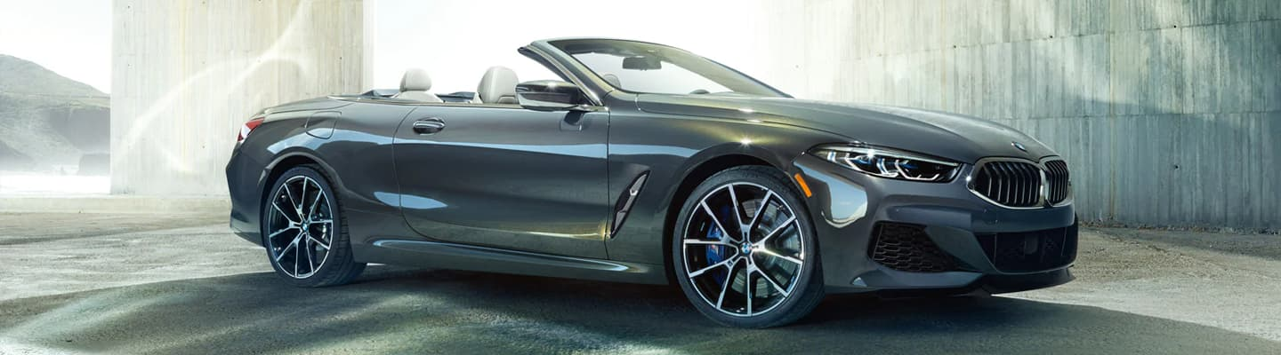 2019 BMW 8 Series Convertible Exterior – Side Profile