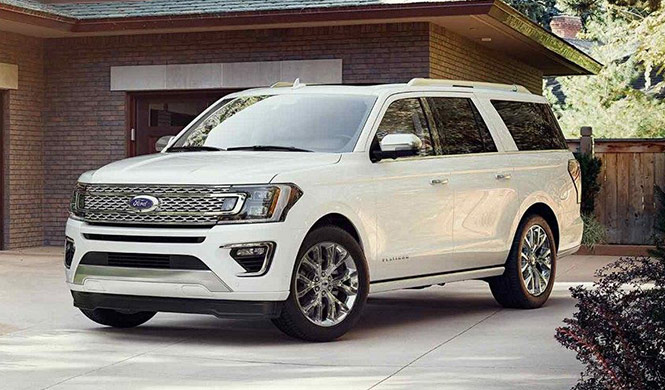 New 2018 Ford Expedition for sale at Ford of Port Richey Florida