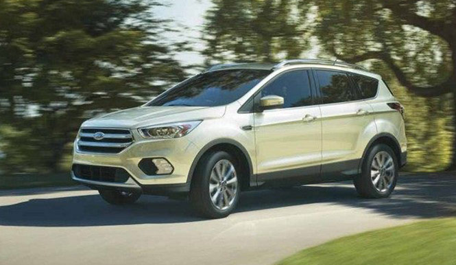 New 2019 Ford EscapeSE for sale at Ford of Port Richey Florida
