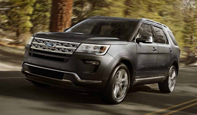 New 2018 Ford Explorer for sale at Ford of Port Richey Florida