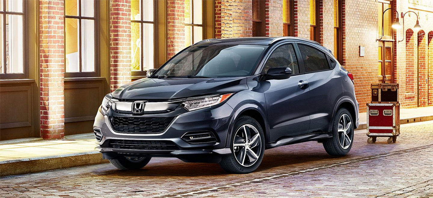 The 2019 Honda HR-V is available at our Honda dealership in Gainesville, FL.