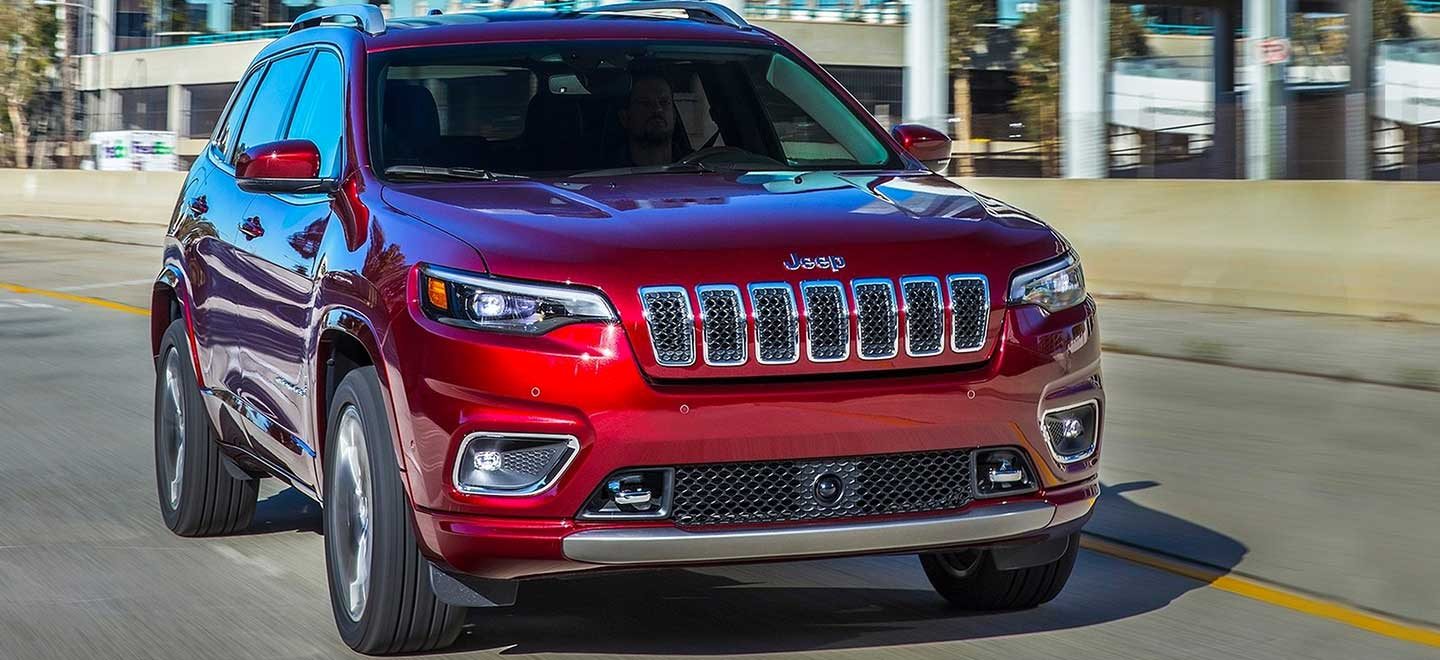 The 2019 Jeep Cherokee is available at our Jeep dealership in Naples, FL.