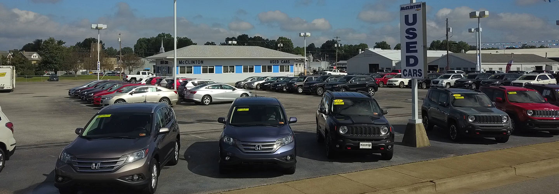 McClinton Chevrolet Mitsubishi in Parkersburg | Serving