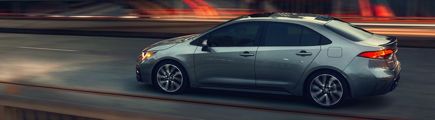 2020 Toyota Corolla for sale at Toyota of Tampa Bay