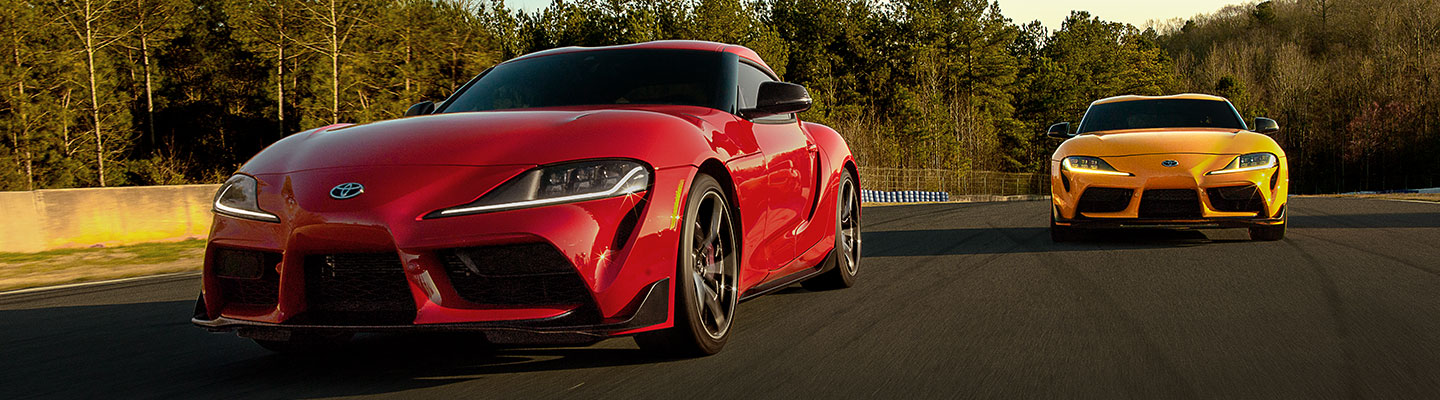2020 Toyota Supra is available at Toyota of Tampa Bay