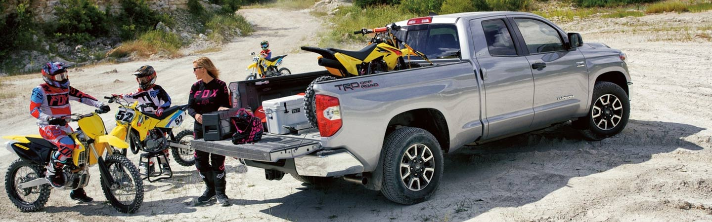 Picture of the 2020 Toyota Tundra available at Rountree Moore Toyota in Lake City, FL