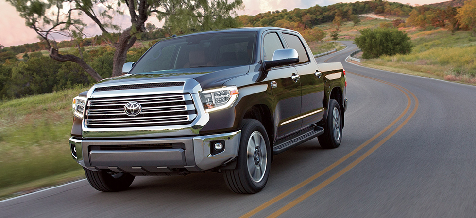 The 2019 Toyota Tundra is for sale at our Toyota dealership in Tampa FL.