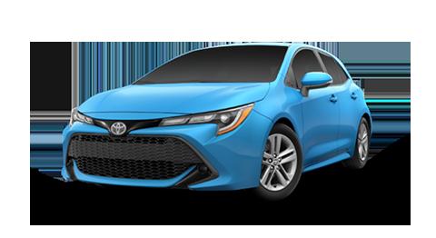 Toyota Corolla Hatchback SE