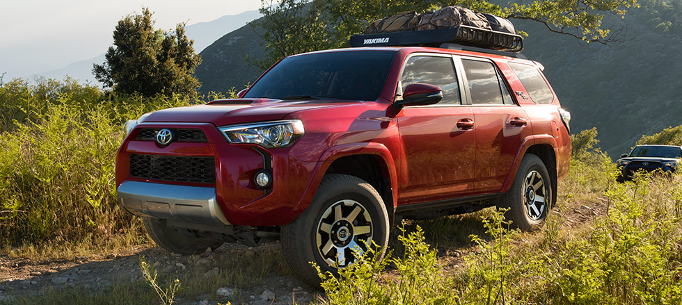 The 2019 Toyota 4Runner is available at our Toyota dealership in Tampa FL