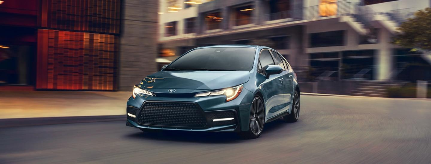 2020 Toyota Corolla for sale at Rountree Moore Toyota in Lake City FL.
