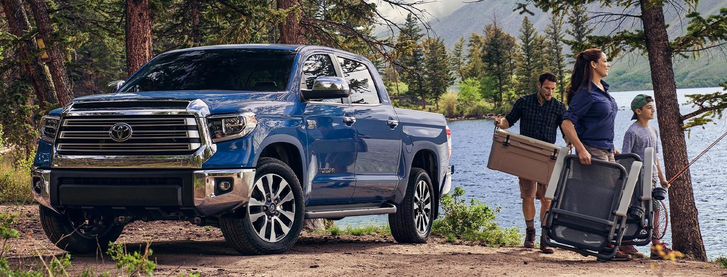 2020 Toyota Tundra for sale at Toyota of Tampa Bay Florida.