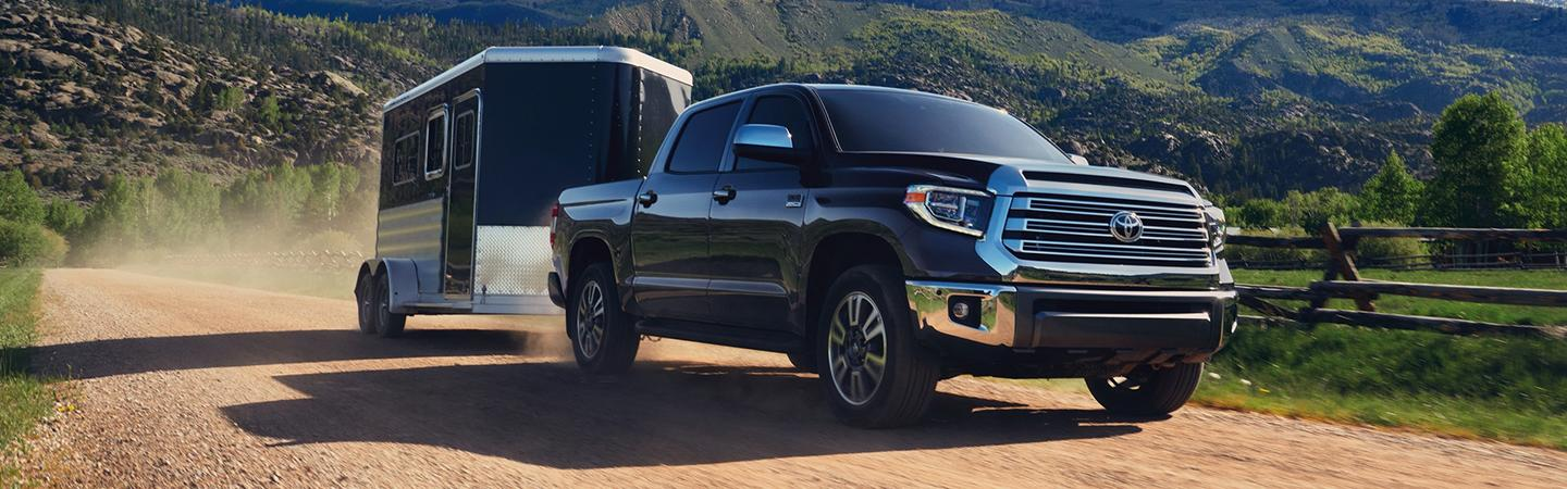 2020 Toyota Tundra available at Toyota of Tampa Bay Florida