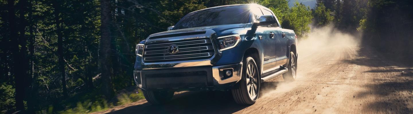 2020 Toyota Tundra for sale at Toyota of Tampa Bay