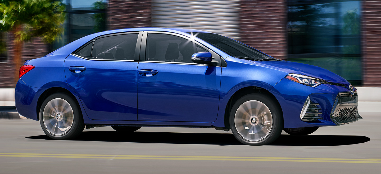 The 2019 Toyota Corolla is for sale at our Toyota dealership in Tampa.