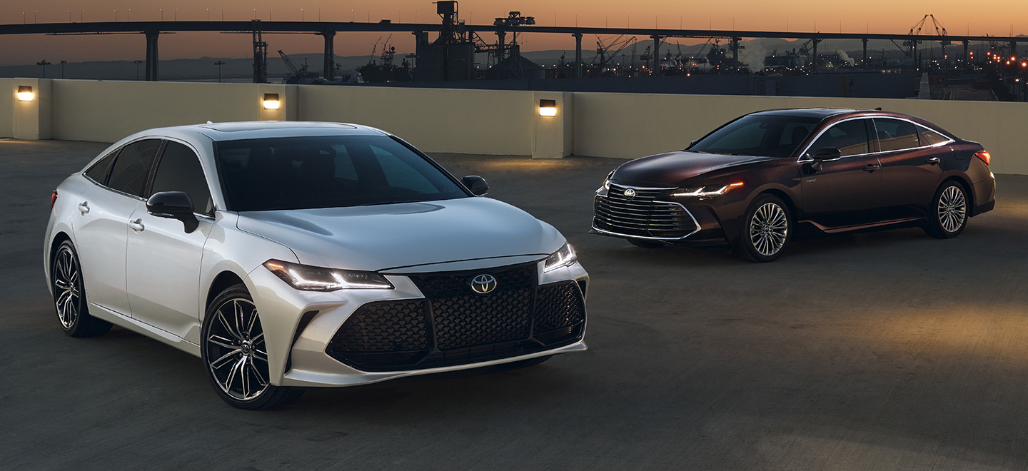 This Toyota Avalon is for sale at our Toyota dealership in Tampa