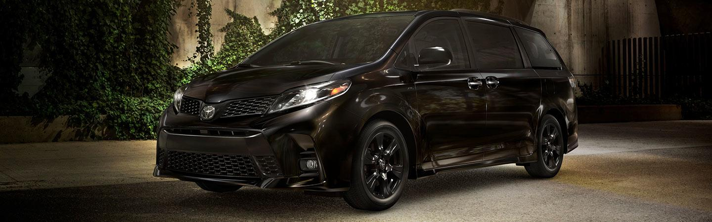 2020 Toyota Sienna is for sale
