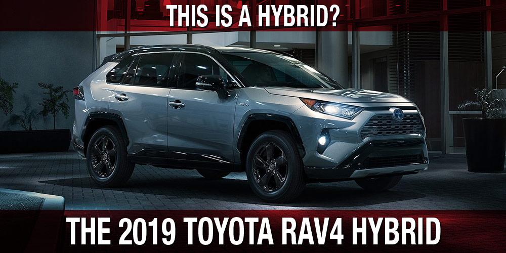 Pre Order The 2019 Toyota Rav4 Hybrid In Denver Mountain States Toyota