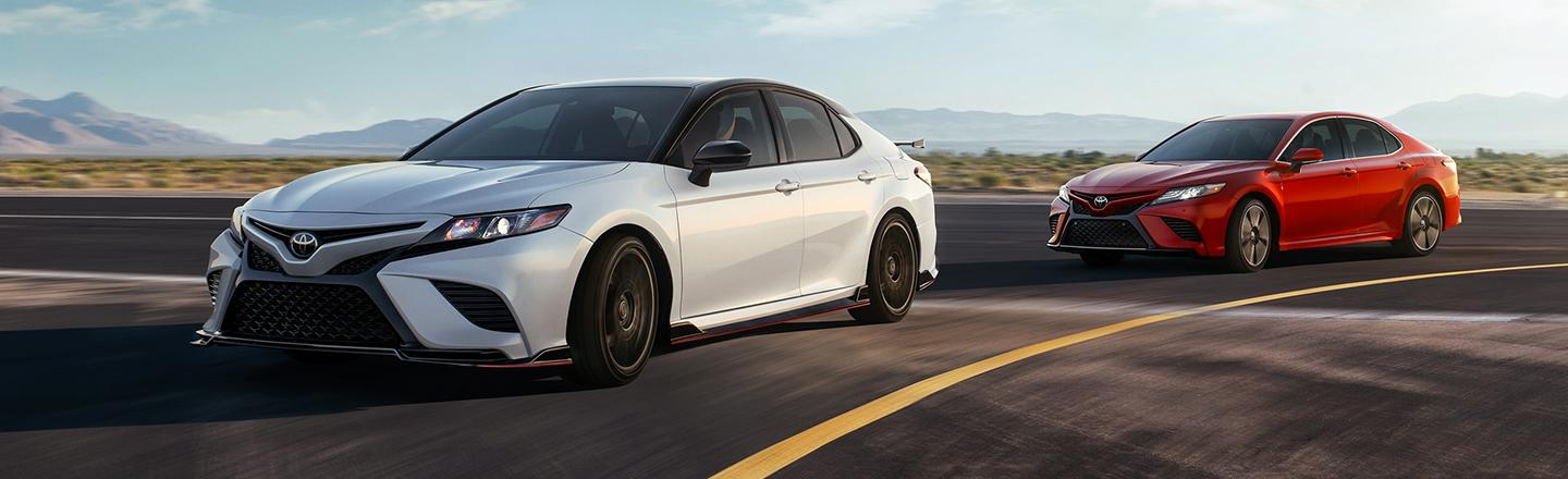 2020 Toyota Camry for sale at Rountree Moore Toyota.