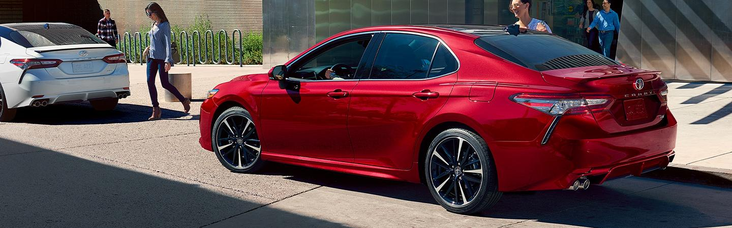 2020 Toyota Camry available at Rountree Moore Toyota