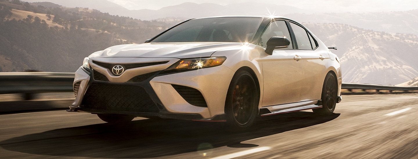 2020 Toyota Camry for sale at Toyota of Tampa Bay
