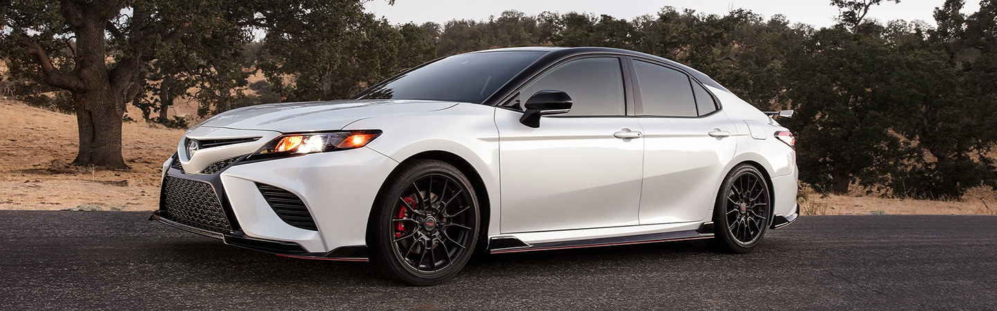 Picture of the 2020 Toyota Camry for sale at Toyota of Tampa Bay