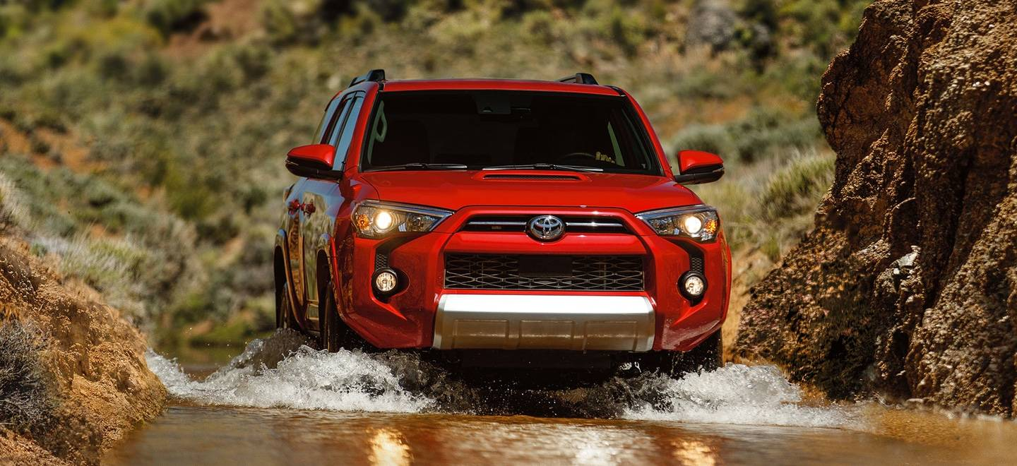 The 2020 Toyota 4Runner is available at our Toyota dealership in Tampa FL