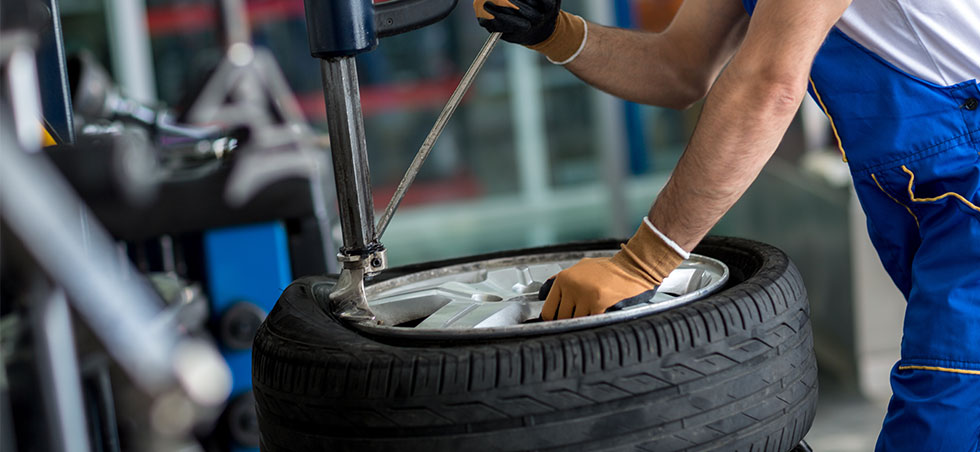 Tires for sale at Toyota of Tampa Bay