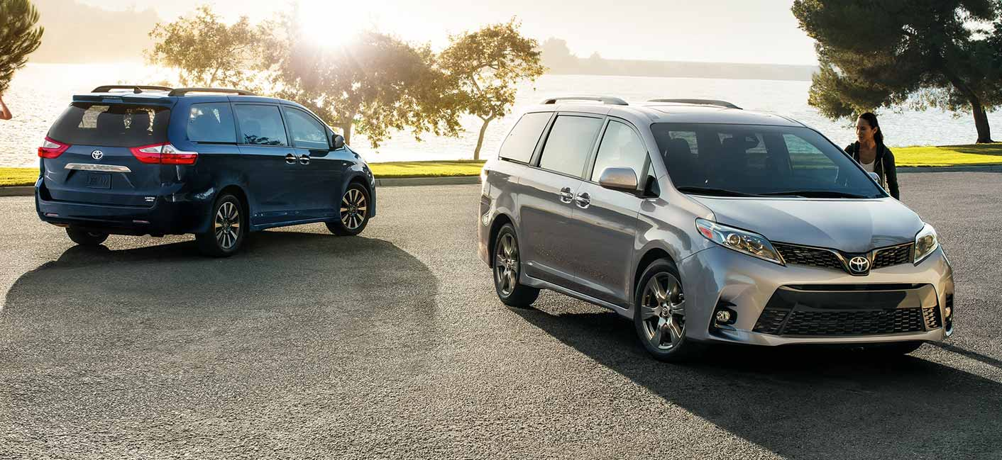 2019 Toyota Sienna is for sale at our Toyota dealership in Tampa