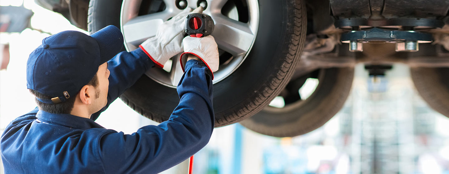 Tires for sale and tire installation at Toyota of Tampa Bay