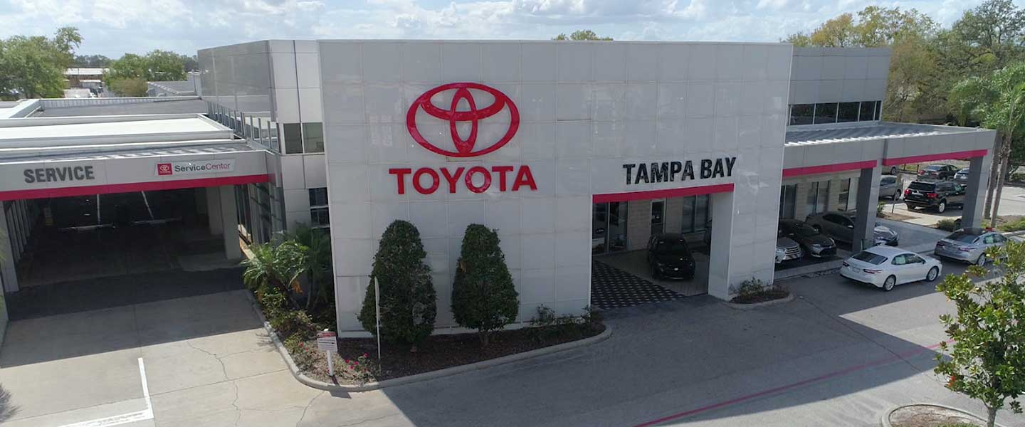 Oil Change Service is available at Toyota of Tampa Bay near