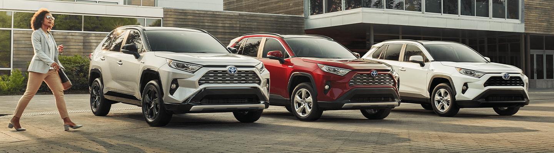 2020 Toyota RAV4 for sale in Tampa Florida