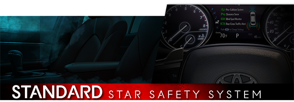 2018 Toyota Camry Safety, Toyota of Tampa Bay, near Brandon and Wesley Chapel Florida